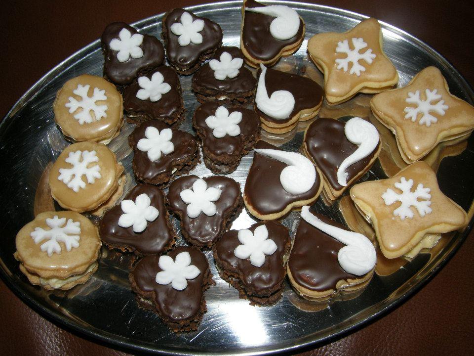 Vánoční cukroví - bezlepkové