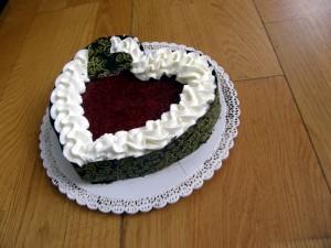 Sváteční dort