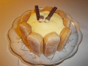 Tiramisový dezert