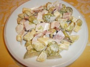 Růžičkový salát