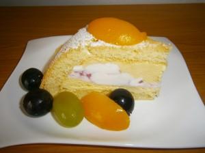 Zmrzlinový dort