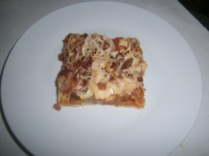 Alenčina pizza