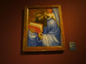 Sv. Matouš Evangelista