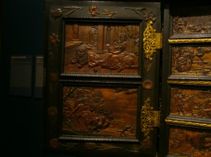 Část chebského kabinetu