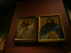 Sv. Šimon a Sv. Jan Křtitel