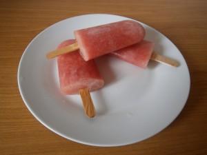 Melounové nanuky