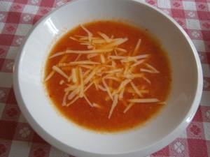 Zeleninová italská polévka