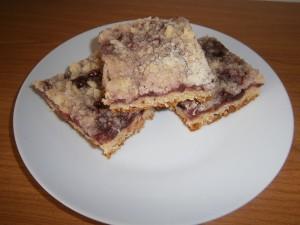 kynutý koláč s pečeným čajem