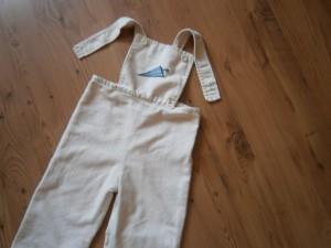 Klučičí kalhoty