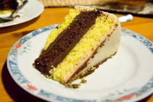Část dračího dortu