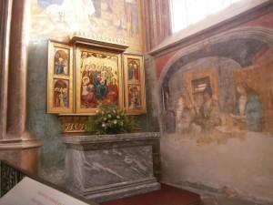 Oltářní archa Panny Marie