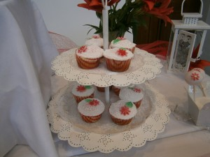 Svatební muffiny