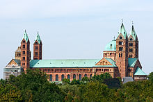 Katedrála ve Špýru
