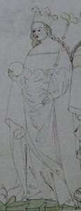 Kunhuta jako česká královna