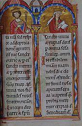 Přemysl Otakar I. a Konstancie na dobové iluminaci