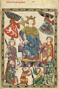 Václav II. jako autor milostných veršů