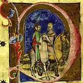 Václav na cestě do Uher