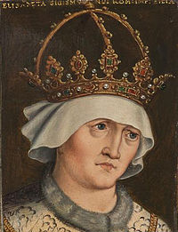 Alžběta Lucemburská