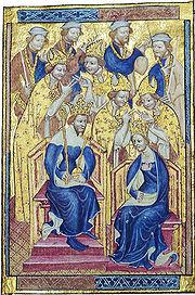 Anna a Richard II.