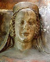 Busta Blanky z Valois