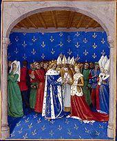 Karel IV. Sličný a Marie Lucemburská