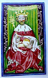 Karel IV. jako český a římský král