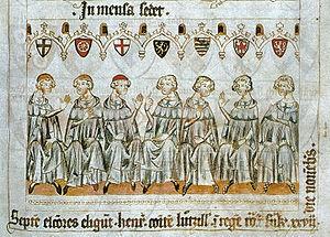 Volba Jindřicha VII. římským králem