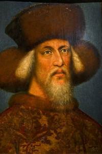 Zikmundův portrét