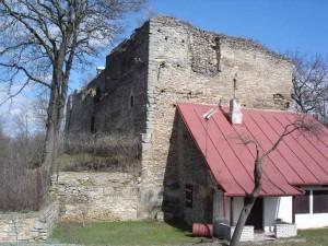 Domek u Starého Stránova