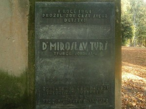 Pomník Miroslava Tyrše