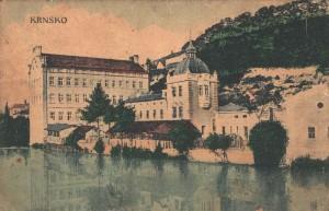 Krupárna v Krnsku
