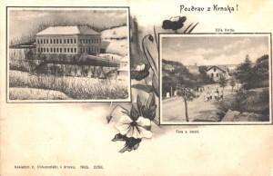 Historický pohled na Krnsko